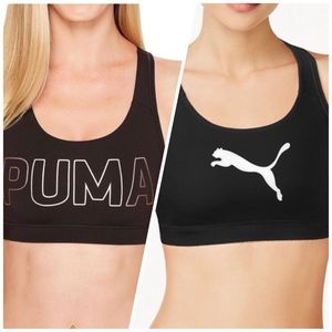 Lot of Puma Sport Bras